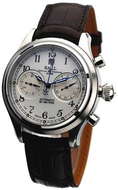 Ball Watch / Swiss Made - American Owned only available at Kenneth Edwards Fine Jewelers!!!!!