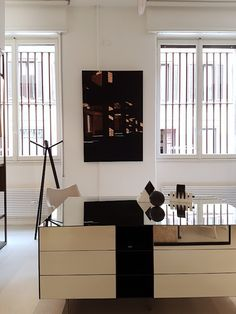 Let me show you the amazing 'De Padova' flagship store I visited in Milan!