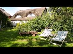 Ferienhaus Binz - Ostseebad Binz - Visit http://germanhotelstv.com/ferienhaus-binz Ferienhaus Binz is set in a thatched cottage in Ostseebad Binz. The holiday home is 500 metres from Schmachter See lake and 1.5 km from the Baltic Sea coast. It offers a large garden with terrace. -http://youtu.be/JBKOgykKUT4