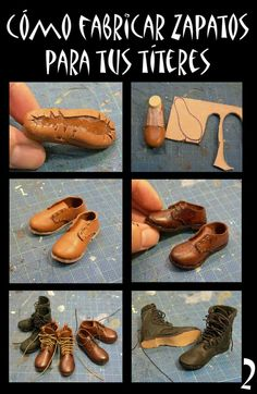 Doll shoes!