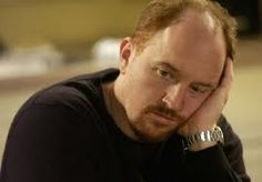 I've got a thing for Louie CK. Don't judge me.