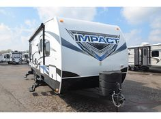 bathroom wrong end of camper  2015 Keystone Rv IMPACT 300 TOY HAULER 112243759 large photo