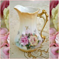 Beautiful Vintage Porcelain Creamer