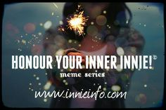 "Innie Info's "" Honour Your Inner Innie!©"" series. For special requests, email us at jessica@innieinfo.com or view our full collection at http://innieinfo.com/home/category/gallery © 2016 Innie Info"