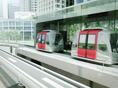 Personal Rapid Transit (PRT) is an innovative urban public transport system. - Image - Railway Technology