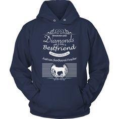 Australian Shorthaired Picscher Diamonds Best Friend Hoodie