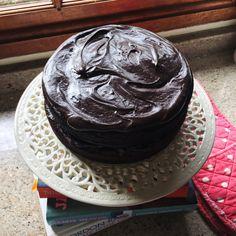 My Mama's Ultimate Chocolate Cake Ultimate Chocolate Cake, Tasty Chocolate Cake, Hello My Name Is, Jules Blog, Baking, Eat, Desserts, Child, Food