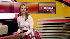 Mareile Höppner_02 02 2014 TV Moderatorin: ARD Brisant moderatorin und Adels-Expertin Mareile Höppner erklärt die royale Geburt