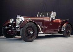 a Aston Martin 1 ½ Litre Sports 2-4-Seater-Enrico Bertelli 1934
