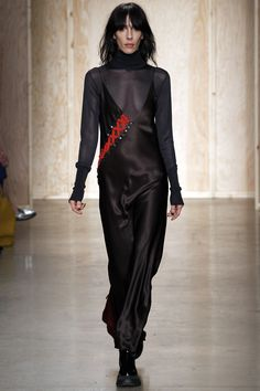 #DKNY  #fashion  #Koshchenets       DKNY Fall 2016 Ready-to-Wear Collection Photos - Vogue