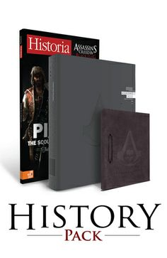 Assassin's Creed Black Flag - History Pack