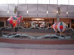 I'll miss the Westminster Mall... its being torn down this summer.