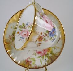 Magnificent Vintage Royal Winchester Bone China by MSMUnlimited, $20.00