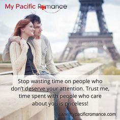Pacific romance dating