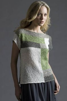 Our knit and crochet patterns bring runway fashions and street style to knitters and crocheters everywhere! Designs from Tahki Yarns, Filatura Di Crosa, and Stacy Charles Fine Yarns.