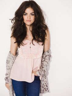 seventeen magazine photo shoot | lucy hale photoshoot seventeen