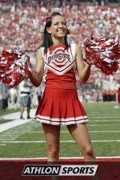 osu cheerleading uniform adult