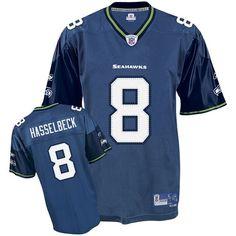 f4c8daa4d Matt Hasselbeck Blue Jersey