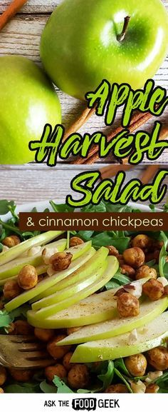Apple salad recipe w