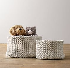 Knit Cotton Storage