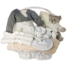 Canastilla Bebé Soft Plena.Baby Gift Basket. La Cigüeña del Bebé