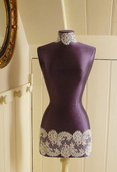 Oh, it's perfect!   Bespoke mannequin $295