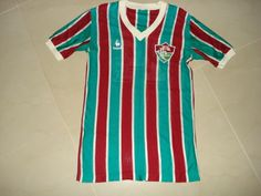 80's Fluminense FC home kit - awesome!