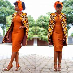 Veste de Cap africain par Africandressshop sur Etsy