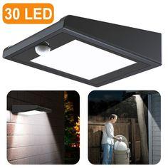 3.7 V 10 W 11000 mAh 81LED SMD Solar Street Capteur Lumière 12 W Parking porche de sécurité
