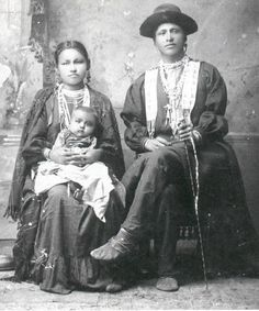 Native American  Young Couple