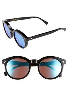 Ray-Ban is a brand of sunglasses and eyeglasses founded in 1937 by American company Bausch & Lomb. The brand is best known for their Wayfarer and Aviator styles of sunglasses.