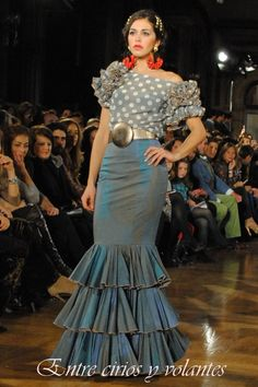 We love flamenco 2014 Maxi Outfits, Dance Outfits, Fashion Outfits, Flamenco Costume, Flamenco Skirt, Flamenco Dresses, African Fashion Dresses, African Dress, Estilo Fashion