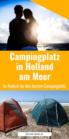 Camping Holland, Camping Am Meer, Strand Camping, Van Life, Road Trip, Places To Visit, World, Travel, Europe