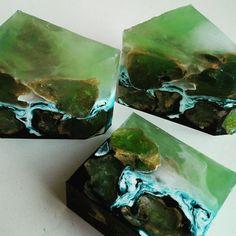 MP Gem Marble Soap #MP Design Soap #MP Marble Soap #Busan Soap Balls <Yes #Busan Natural