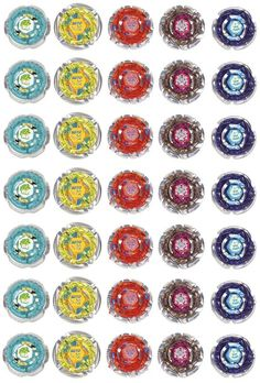 Beyblade pegasus coloring pages beyblade pinterest for Anime beyblade cake topper decoration set