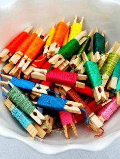 Control Thread Mess #organization #tidy2015