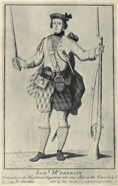 Black Watch Mutiny of 1743