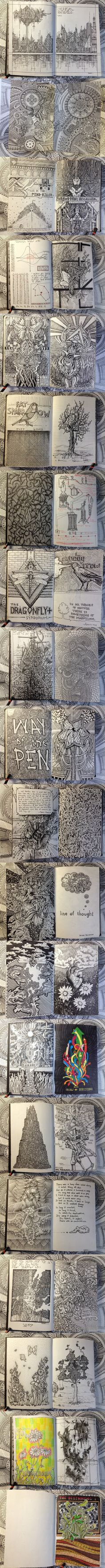Awesome drawing book.