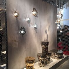 JIENARTS +86-18129907376 Milan International Furniture Fair  #软装#实物画#装置艺术画# Wall Lights, Ceiling Lights, Chandelier, Design, Home Decor, Bedrooms, Appliques, Candelabra, Decoration Home