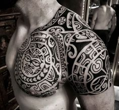 Some progress...#tattoo #tattoos #tattooidea #tattoomaori #tattoolife #tattooworkers #traditionaltattoos #tatau #tribal #tribaltattoo #tribaltattoos #maori #maoritattoos #maoritattoo #polynesiantattoos #polynesiantattoo #polynesian #marquesan #marquesantattoos #blacktattoo #blackink #blackwork #blackworkers #inked #inkedmen #mentattoo #instatattoos #darkartists