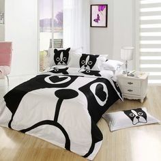Boston Terrier bedding. I Must Have This For Our Room Honey!!!