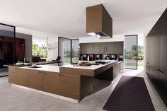 Móveis de cozinha modernos