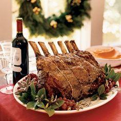 Christmas Roasts on Food & Wine
