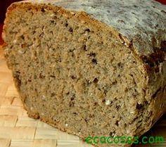 pan integral Como hacer masa madre para un pan 100% natural. Eco cosas