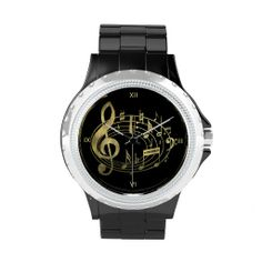 =>>Save on          Golden Musical Notes in Oval Shape Watch           Golden Musical Notes in Oval Shape Watch lowest price for you. In addition you can compare price with another store and read helpful reviews. BuyShopping          Golden Musical Notes in Oval Shape Watch today easy to Sh...Cleck Hot Deals >>> http://www.zazzle.com/golden_musical_notes_in_oval_shape_watch-256024341591353611?rf=238627982471231924&zbar=1&tc=terrest