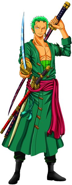 Roronoa Zoro - One Piece Otaku Anime, Manga Anime, Anime Guys, Roronoa Zoro, Anime One Piece, Zoro One Piece, One Piece Drawing, One Peace, One Piece Images