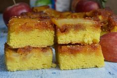 Indiene cu frisca - CAIETUL CU RETETE Cornbread, Cake Recipes, Deserts, Cooking Recipes, Ethnic Recipes, Caramel, Food, Sweet Treats, Recipes