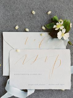 Soft and Delicate Wedding Inspiration