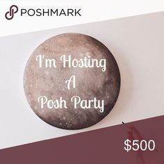 It's a POSH PARTY  I'm so excited to announce I'll be Hosting my very first Posh Party! Help me spread the word and recommend new and fabulous Posh compliant closets!  • When: June 6, 2016 • Theme: Total Trendsetter   What I'm looking for:  ✨ Posh Compliant closets ✨ Clean, clear, and creative cover shots ✨ Share NEW closets HP ✨ Nominate a Posh Mentor Free People Other