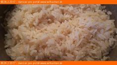Dusená ryža na cibuľke - Sefkuchari.sk Risotto Recipes, Grains, Bulgur, Seeds, Korn